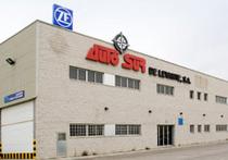 Търговска площадка Autosur de Levante S.A.