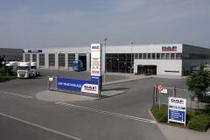 Търговска площадка DAF Berlin Nutzfahrzeuge Vertriebs- und Service GmbH