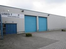 Търговска площадка Used Truck Parts BVBA company