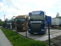 Търговска площадка DAF CENTRUM Naprawa Samochodów