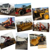 Търговска площадка Shanghai Initiative Construction Machinery Co., Ltd