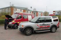 Търговска площадка Terberg DTS UK Ltd – Fire & Rescue Division