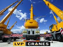 Търговска площадка LVP CRANES SPAIN SL